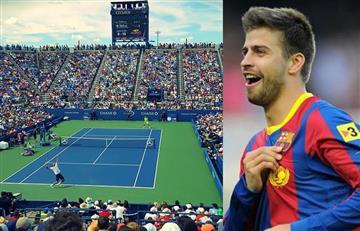 Piqué emocionado con Copa Davis