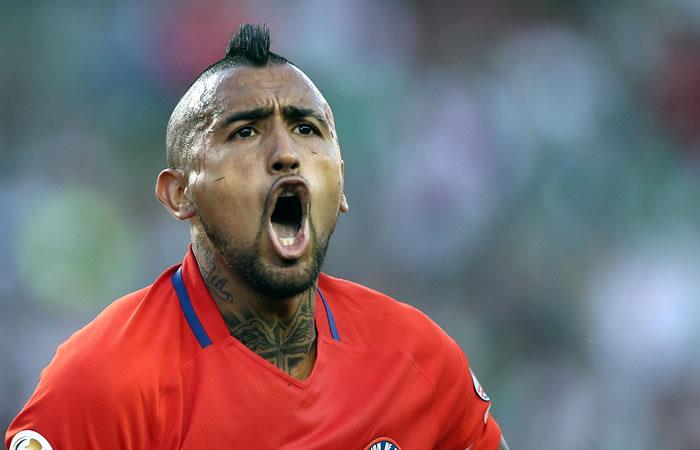 Arturo Vidal es multado con millonaria suma por pelea en discoteca