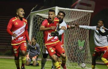 En un partidazo, Sport Huancayo igualó ante Ayacucho FC