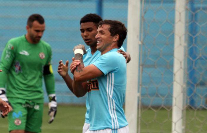 Sporting Cristal (Foto: Facebook del club)