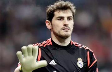 """Iker Casillas recomienda """"mantener la calma"""""""