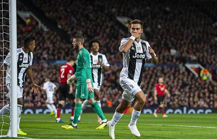 Paulo Dybala anotó el único tanto del partido (Foto: EFE)