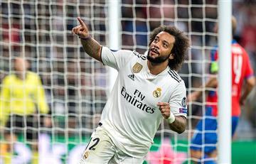 Real Madrid sufrió para vencer al Viktoria Plzen