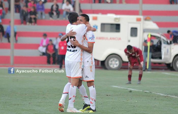 Ayacucho FC vs Binacional EN VIVO ONLINE por el Torneo Clausura