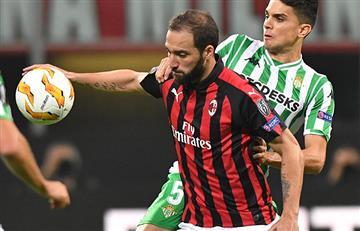 Milan vs Betis EN VIVO ONLINE por la Europa League