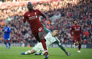 Liverpool líder de la Premier League