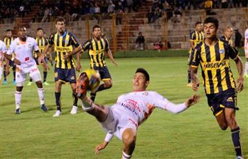 Ayacucho venció con justicia a Sport Rosario