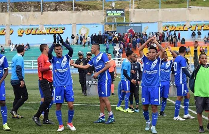 Deportivo Hualgayoc emitió un comunicado tras la exclusión de la etapa final de la Segunda División (Foto: Facebook)