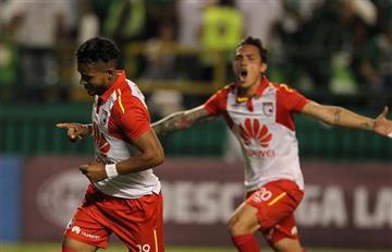 Santa Fe a semifinales de Sudamericana