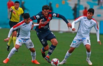Municipal derrotó a San Martín en el Torneo Clausura