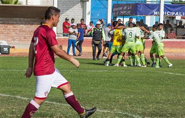 Piratas FC clasificó a los cuartos de final de la Copa Perú