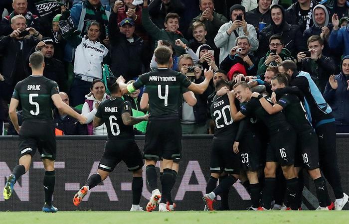 Krasnodar vs Standard Lieja EN VIVO con Christian Cueva por Europa League