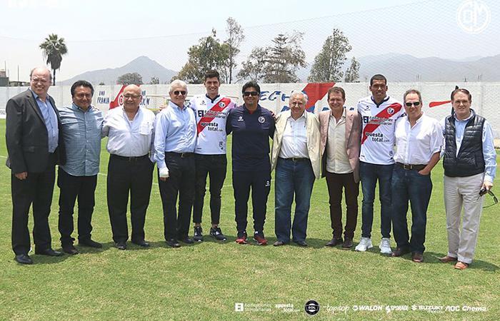 Deportivo Municipal presentó su Centro de Entrenamiento en Huachipa