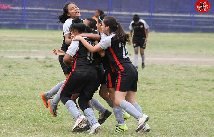JC Sport Girls convocó a sus jugadoras para Copa Libertadores Femenina