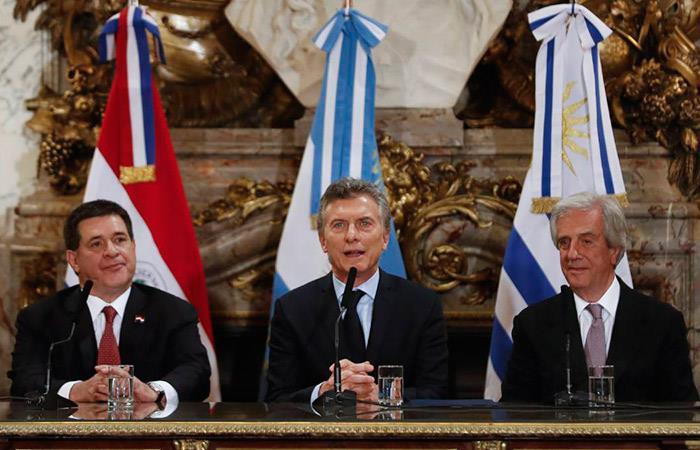 Argentina, Uruguay y Paraguay se ratificaron como sedes del Mundial 2030