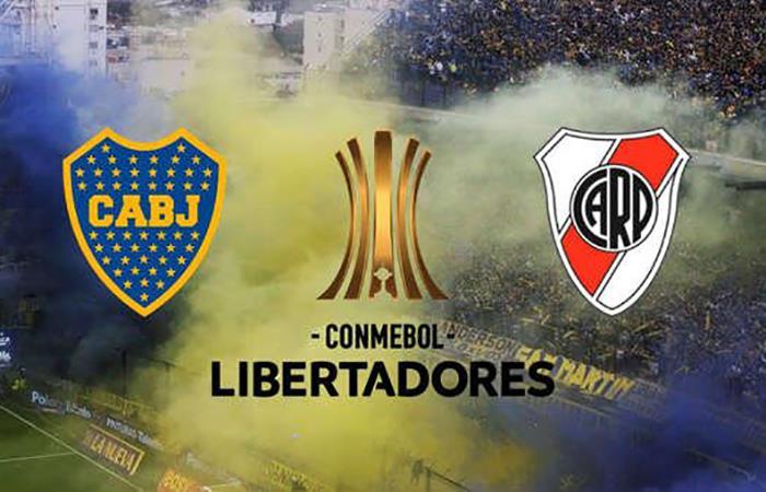 Boca vs River: fecha, hora y canal de la final de la Copa Libertadores