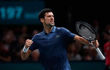 Djokovic se mostró emocionado por ser el número 1
