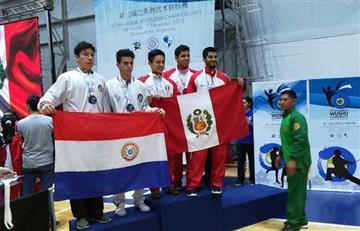 Selección Peruana de Wushu logra 8 medallas de oro en campeonato panamericano