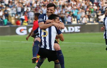 Alianza Lima en semifinales