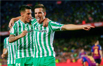 Barcelona no pudo ante el Real Betis en LaLiga