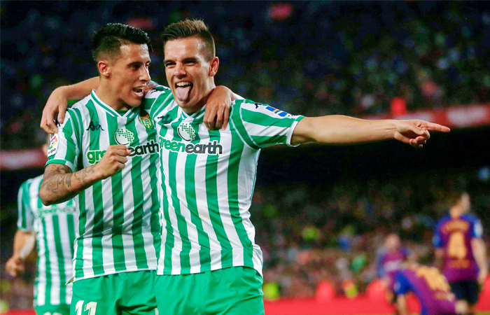 Real Betis (Foto: EFE)