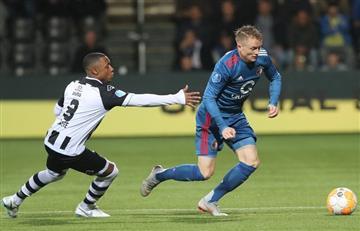 Feyenoord se afianza en la Eredivisie
