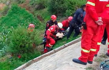 Mueren 7 miembros de equipo de fútbol juvenil en accidente en selva de Perú