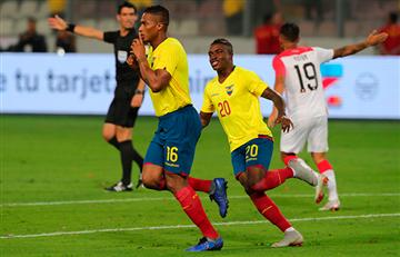 Perú cayó ante Ecuador