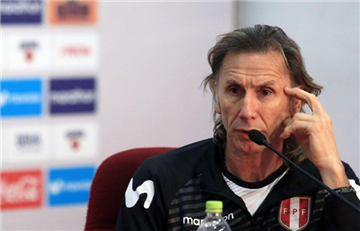 Las duras palabras de Gareca, tras la derrota peruana
