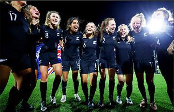 Nueva Zelanda eliminó a Uruguay del Mundial Femenino Sub 17