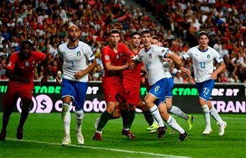 Portugal clasificado tras empate con Portugal