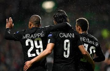 Tabárez habló de Cavani, Neymar y Mbappé