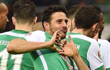 Pizarro entre los mejores fichajes de la Bundesliga