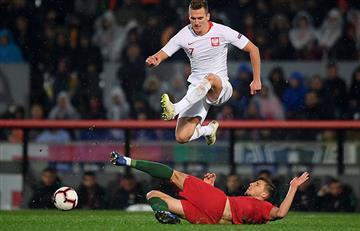 Un Portugal clasificado igualó ante Polonia