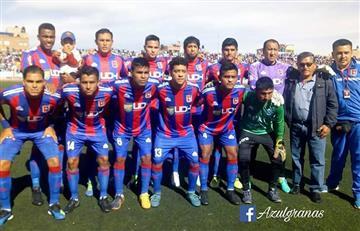 Copa Perú: 3 datos de Alianza Universidad