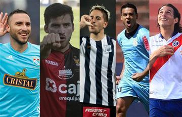 Clubes que pelean por cupo a Libertadores