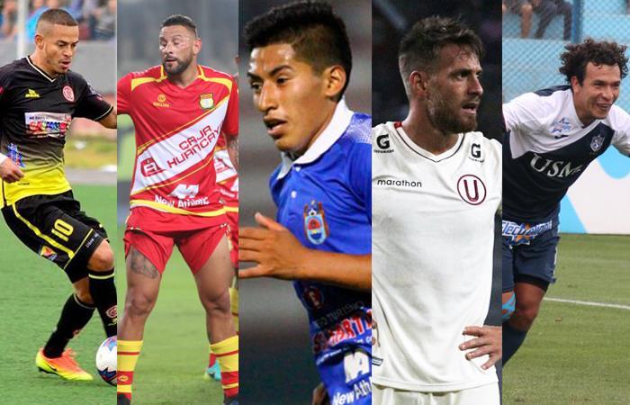 Clubes pelean cupo a la Sudamericana (Foto: Twitter)