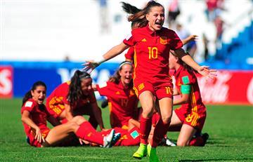 España venció a Corea del Norte en los penales