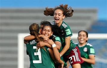 México vs Ghana EN VIVO ONLINE por el Mundial Femenino Sub 17
