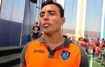 """Leandro Fleitas: """"Pido disculpas a Joel Alarcón y su terna arbitral"""""""