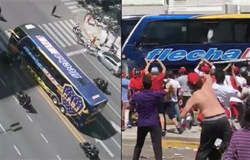 Presidente de LaLiga se habló de los actos de violencia en la final River vs Boca