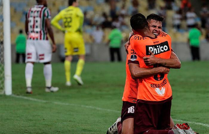 Fluminense vs Atlético-PR EN VIVO ONLINE en semis de Copa Sudamericana