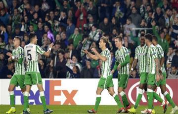 Betis vs Olimpiacos en vivo por Europa League