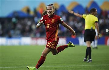 España campeón del Mundial Femenino Sub 17