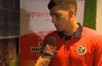 Selección peruana: Iván Bulos habla con futbolperuano.com de su futuro