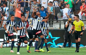 Todos los goles del Alianza Lima vs Melgar