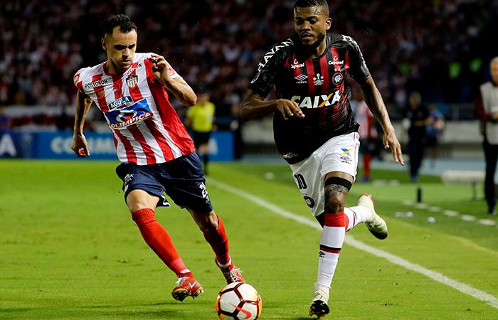 Junior vs Atlético PR EN VIVO ONLINE por final de Copa Sudamericana
