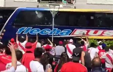 Detienen a sospechoso en ataque a bus de Boca