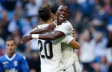 Real Madrid presentó lista para Mundial de Clubes