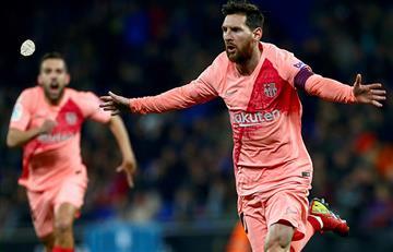 Barcelona sigue de líder